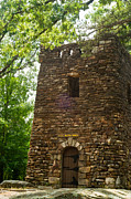 Arkansas State Prints - Petit Jean Water Tower 2 Print by Douglas Barnett