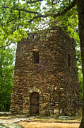 Arkansas State Prints - Petit Jean Water Tower 3 Print by Douglas Barnett