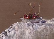 Petite Bowl Iv Print by L Diane Johnson