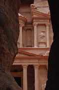 Jordan Paintings - Petra by David George