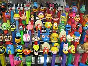 Cartoons Art - Pez by Kim Pascu