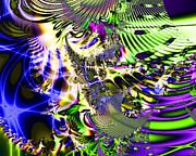 Phantasm Print by Wingsdomain Art and Photography