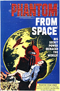 Unconscious Prints - Phantom From Space, Noreen Nash, 1953 Print by Everett