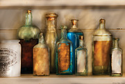 Liquor Art - Pharmacist - Medicine  by Mike Savad