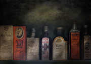 Hdr Art - Pharmacy - Feel good medicine by Mike Savad