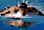 Phelps 1 Print by George Pedro