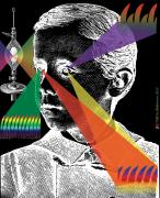 Digital Collage Posters - Phenomena of Incandescence Poster by Eric Edelman