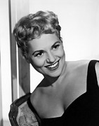 1950s Movies Prints - Phffft, Judy Holliday, 1954 Print by Everett