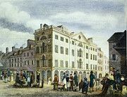 Philadelphia Scene Photos - Philadelphia, 1799 by Granger