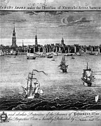 18th Century Photos - PHILADELPHIA, 18th CENTURY by Granger