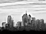Philadelphia Digital Art Prints - Philadelphia Print by Bill Cannon