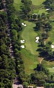 Philadelphia Cricket Club Militia Hill Golf Course 12th Hole Print by Duncan Pearson
