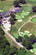 7th Hole - Philadelphia Cricket Club Wissahickon Golf Course 10th Hole by Duncan Pearson