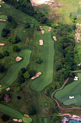 The Philadelphia Cricket Club Wissahickon Militia Hill And St Martins Golf Courses - Philadelphia Cricket Club Wissahickon Golf Course 12th Hole by Duncan Pearson