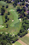 Wissahickon - Philadelphia Cricket Club Wissahickon Golf Course 16th Hole by Duncan Pearson