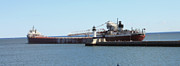 Duluth Art - Philip R Clarke ship by Lori Tordsen