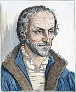 Reformer Photos - PHILIPP MELANCHTHON (1497-1560). German scholar and religious reformer: line engraving, German, 19th century by Granger