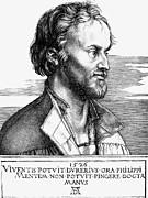 Philipp Melanchthon Print by Granger