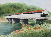 Philippi Bridge Print by Bobbi Price