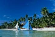 Sports Art Prints - Philippines, Boracay Isla Print by Gloria & Richard Maschmeyer - Printscapes