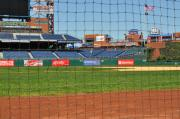 Citizen Bank Park Prints - Phillies Print by Brynn Ditsche