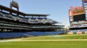 Phillies Photo Prints - Phillies Stadium Print by Brynn Ditsche
