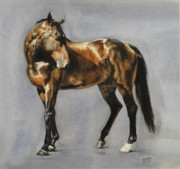 Oils Paintings - Phineas by Simona Tarakeviciute