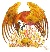 Phoenix Originals - Phoenix by Phil Strang