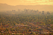 Stock Images Prints - Phoenix Valley Of The Sun Print by James Bo Insogna