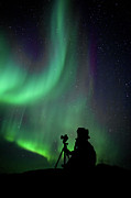 Borealis Photos - Photographer Catching Beautiful Light by Lars Mathisen Photography