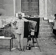 Community Service Prints - Photographer in Jaipur     Print by Shaun Higson
