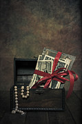 Treasure Box Metal Prints - Photos Metal Print by Joana Kruse