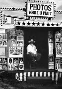 State Fair Photo Prints - Photos While U Wait Print by Todd Fox