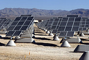 Base Photos - Photovoltaic Solar Power Plant by Stocktrek Images