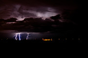 Arizona Lightning Originals - Phx Night Lightning 10 by Kenny Jalet