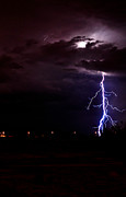 Arizona Lightning Originals - Phx Night Lightning 8 by Kenny Jalet