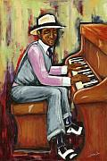 Player Originals - Piano Man by Daryl Price