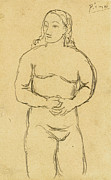 Picasso: Female Nude, C1906 Print by Granger