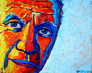 Old Age Painting Originals - Picassos Look by Ana Maria Edulescu