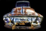 Antique Automobiles Photos - Pick-up by Jerry Golab