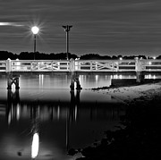 Concord Art - Picketted Jetty by Mark Lucey