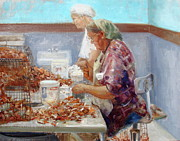 Mitch Kolbe - Picking Crabs