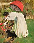 Harmon Montgomery - Picking Flowers for the...