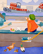 Irene Hipps - Picnic at the Pier