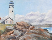 Trudy Morris - Pidgeon Point Lighthouse