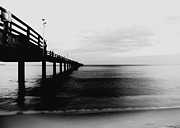 Negro Photos - Pier by Falko Follert