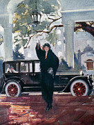 Waving Photos - Pierce-arrow Ad, 1925 by Granger