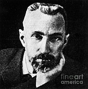 Figure Studies Posters - Pierre Curie, French Physicist Poster by Science Source