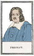 Tangent Posters - Pierre De Fermat, French Mathematician Poster by Science Source