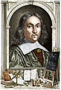 Pierre Photo Posters - Pierre De Fermat, French Mathematician Poster by Sheila Terry